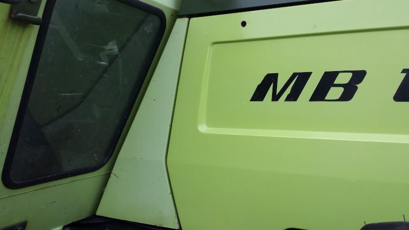 MB Trac 1500 Forestier (ex-Ardéch'Trac) 312