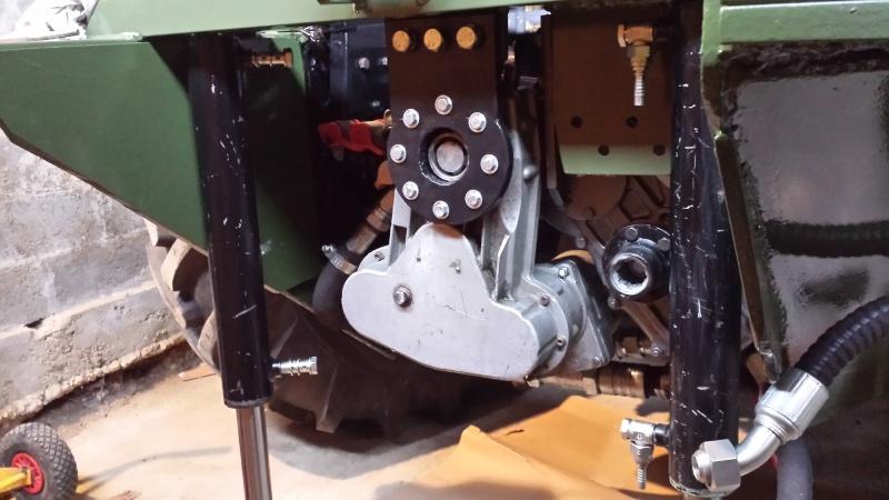 MB Trac 1500 Forestier (ex-Ardéch'Trac) 410