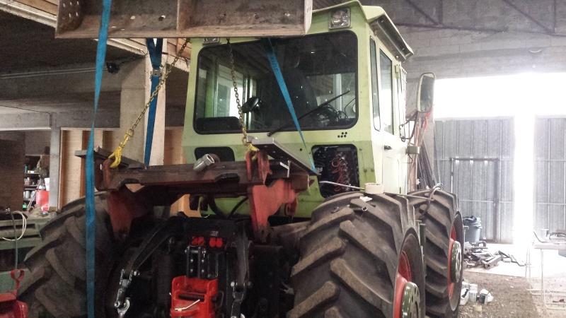 MB Trac 1500 Forestier (ex-Ardéch'Trac) 513