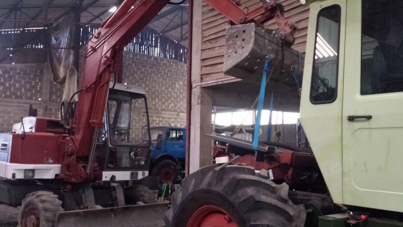MB Trac 1500 Forestier (ex-Ardéch'Trac) 613