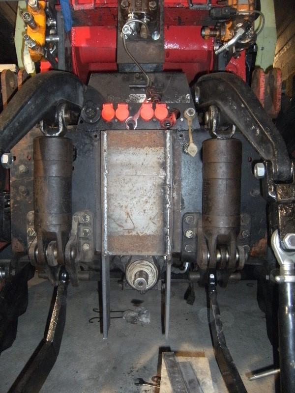 MB Trac 1500 Forestier (ex-Ardéch'Trac) 711
