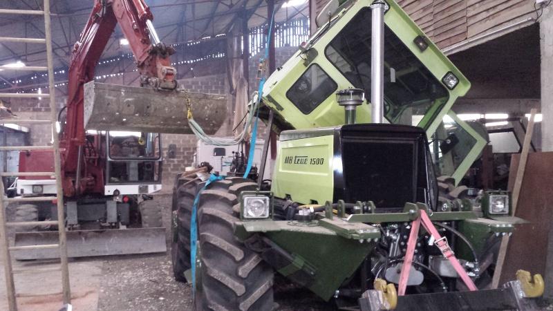 MB Trac 1500 Forestier (ex-Ardéch'Trac) 713