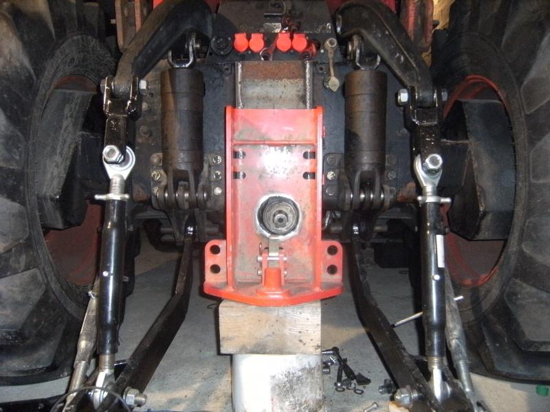 MB Trac 1500 Forestier (ex-Ardéch'Trac) 811