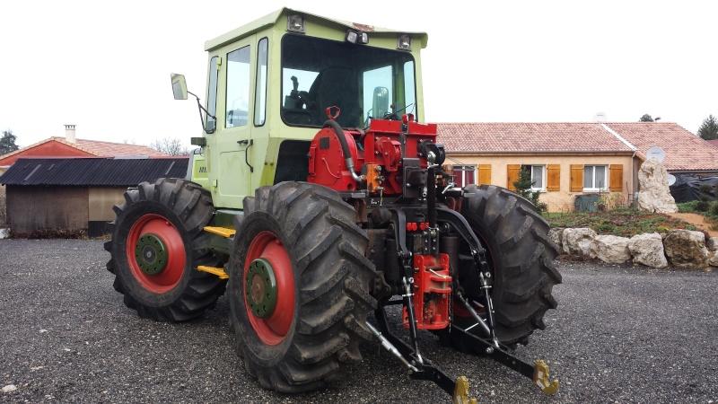 MB Trac 1500 Forestier (ex-Ardéch'Trac) 812