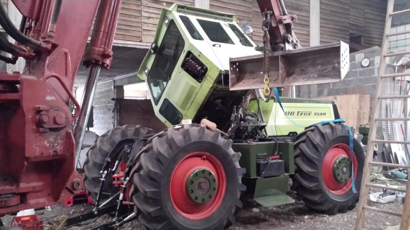 MB Trac 1500 Forestier (ex-Ardéch'Trac) 813