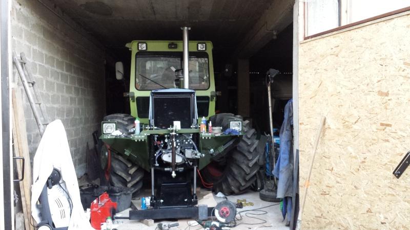 MB Trac 1500 Forestier (ex-Ardéch'Trac) 910
