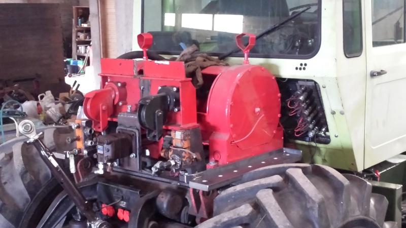 MB Trac 1500 Forestier (ex-Ardéch'Trac) 912