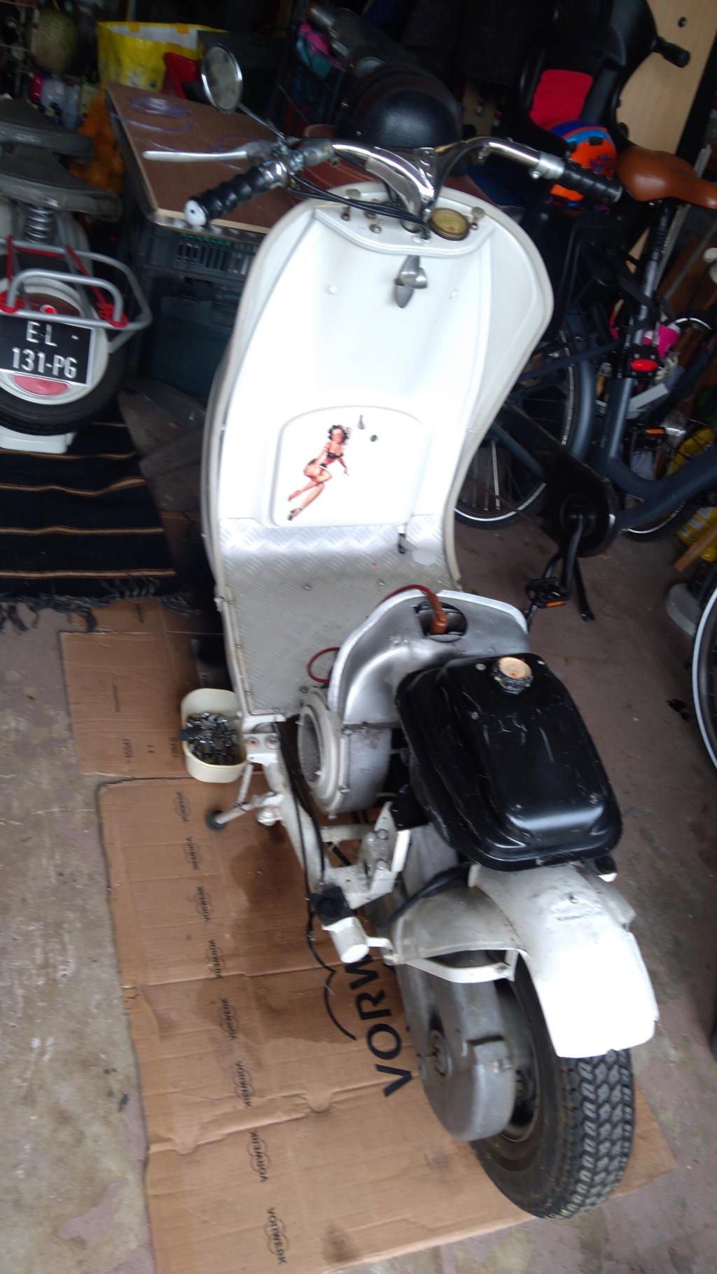 Une sortie de mon garage: un S57.... de 1956, peu roulé depuis son achat !!! Img_2018
