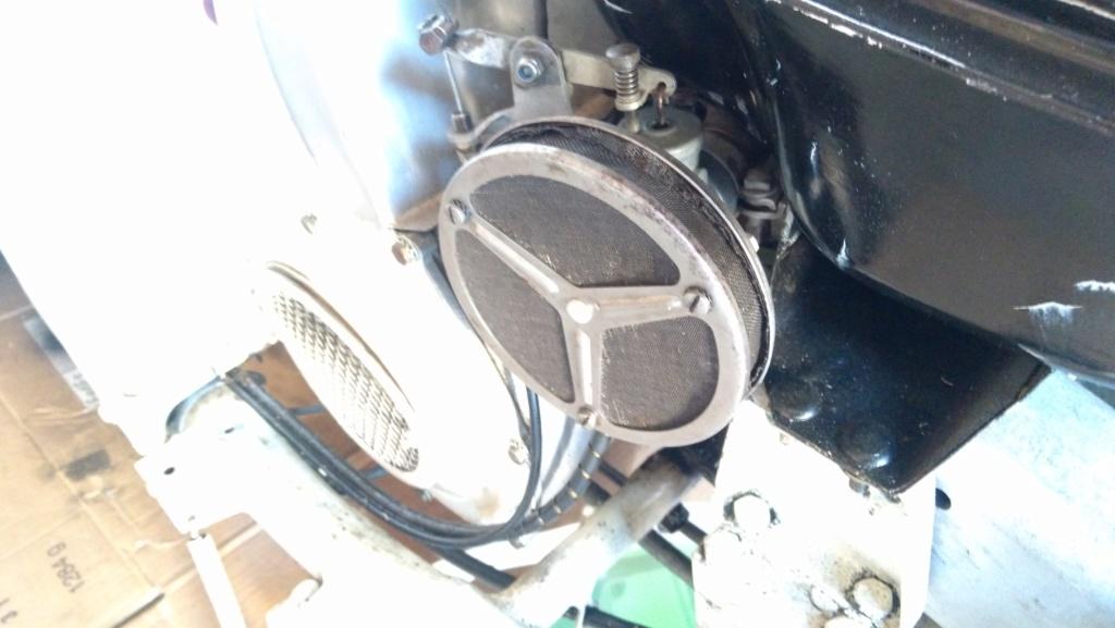 Une sortie de mon garage: un S57.... de 1956, peu roulé depuis son achat !!! Img_2019