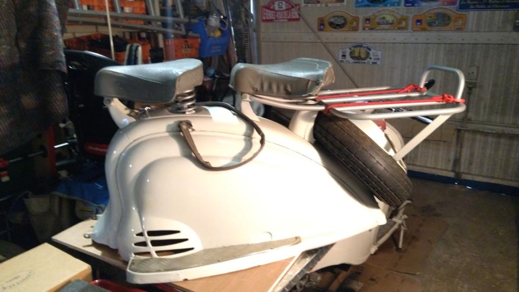 Une sortie de mon garage: un S57.... de 1956, peu roulé depuis son achat !!! Img_2021