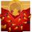 Moucherolle Royal => Couronne de Moucherolle Royal Authen10