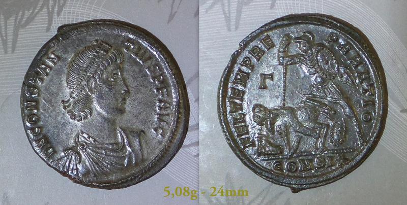 Les Constances II, ses Césars et ces opposants par Rayban35 - Page 3 Charge26