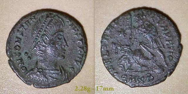 Les Constances II, ses Césars et ces opposants par Rayban35 - Page 3 Charge27