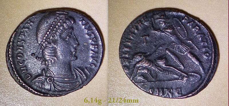 Les Constances II, ses Césars et ces opposants par Rayban35 - Page 3 Charge33