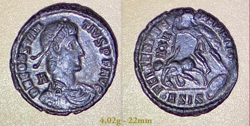 Les Constances II, ses Césars et ces opposants par Rayban35 - Page 3 Charge44