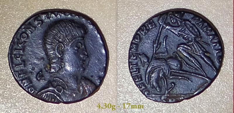 Les Constances II, ses Césars et ces opposants par Rayban35 - Page 3 Charge49