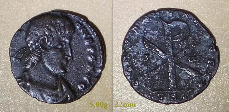 Les Constances II, ses Césars et ces opposants par Rayban35 - Page 3 Charge50