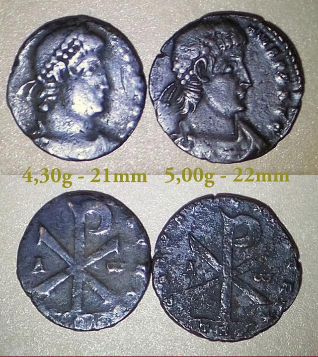 Les Constances II, ses Césars et ces opposants par Rayban35 - Page 3 Charge51