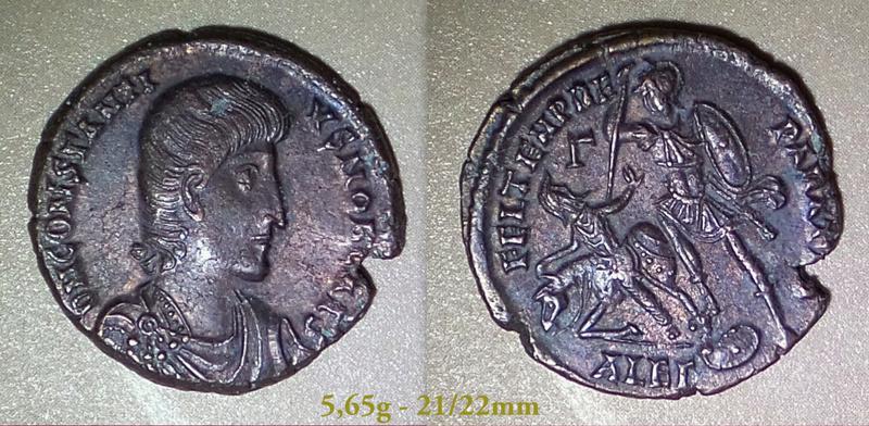 Les Constances II, ses Césars et ces opposants par Rayban35 - Page 3 Charge54