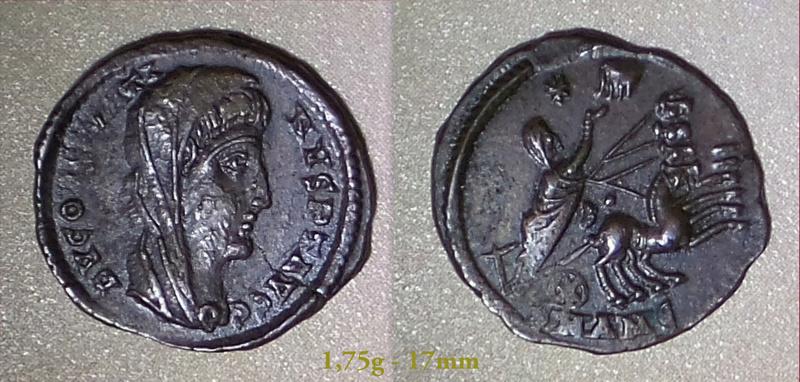 Les Constantins Ier et Constantins II de Rayban35 Charge55