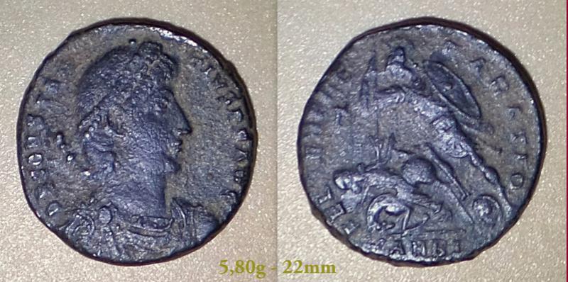 Les Constances II, ses Césars et ces opposants par Rayban35 - Page 4 Charge67