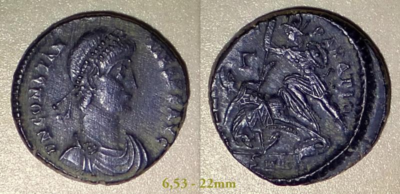 Les Constances II, ses Césars et ces opposants par Rayban35 - Page 4 Charge72