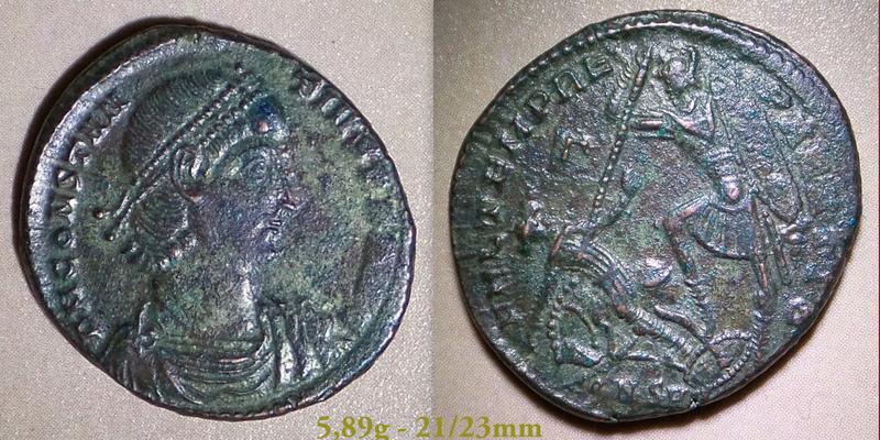 Les Constances II, ses Césars et ces opposants par Rayban35 - Page 4 Charge77