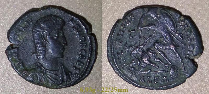 Les Constances II, ses Césars et ces opposants par Rayban35 - Page 4 Charge78