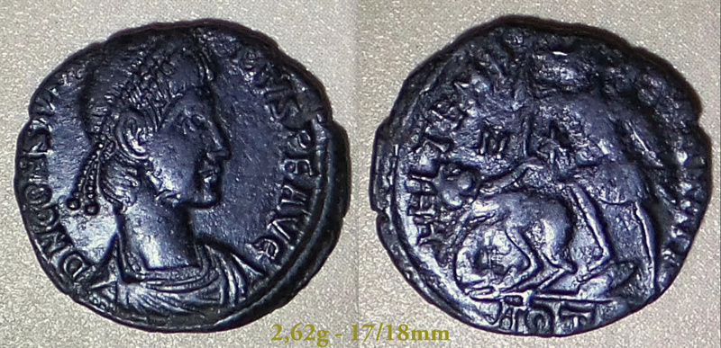 Les Constances II, ses Césars et ces opposants par Rayban35 - Page 4 Charge88