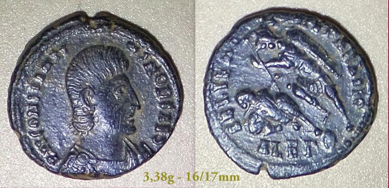 Les Constances II, ses Césars et ces opposants par Rayban35 - Page 5 Charge91