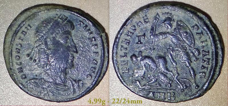 Les Constances II, ses Césars et ces opposants par Rayban35 - Page 5 Charge94