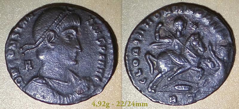 Les Constances II, ses Césars et ces opposants par Rayban35 - Page 5 Charge96