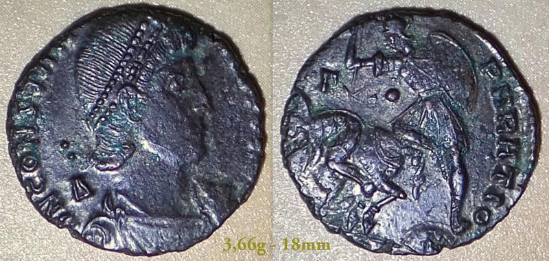 Les Constances II, ses Césars et ces opposants par Rayban35 - Page 5 Charge97