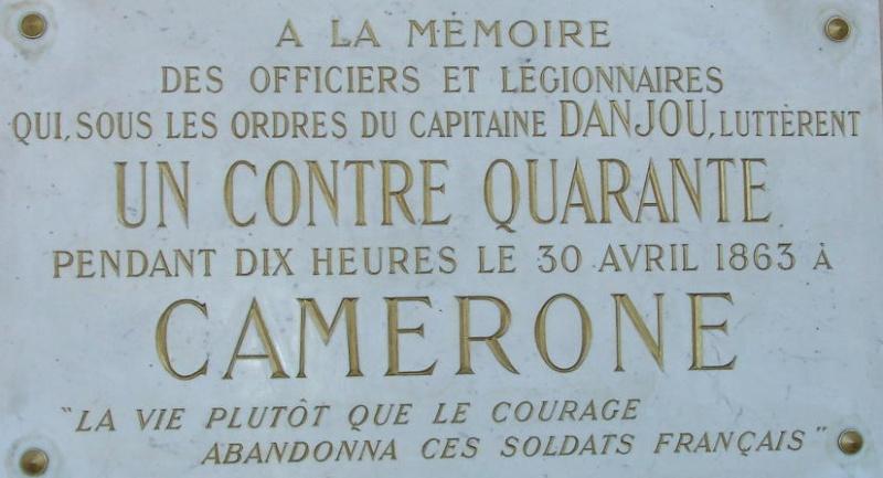 La bataille de Cameron  Camero12