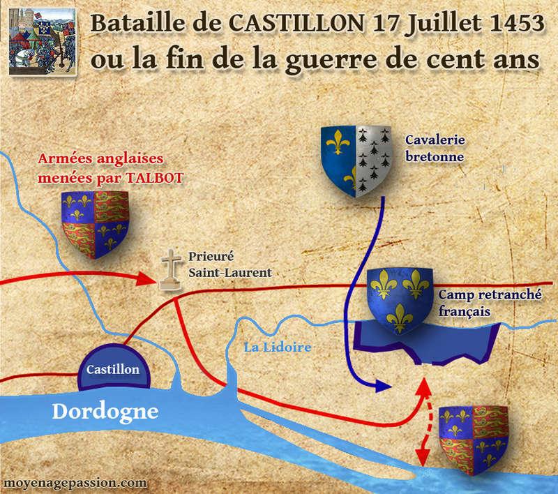La bataille de Castillon  Castil20