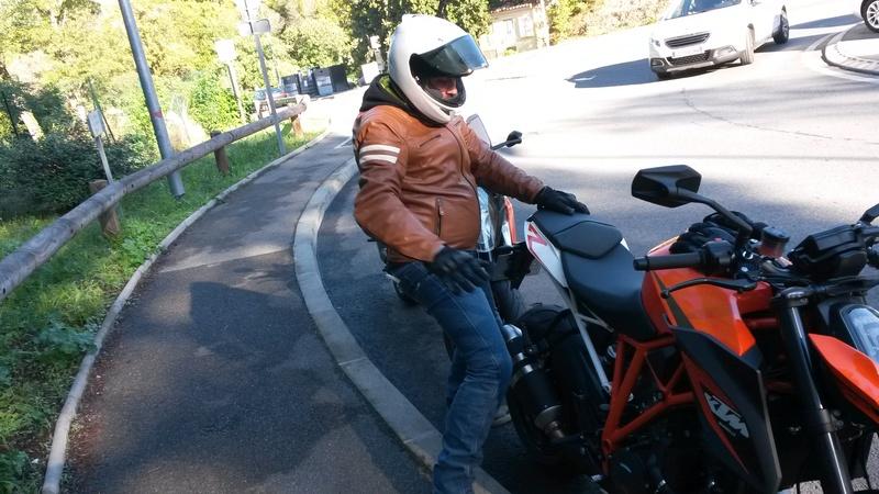 essai superduke R et GT  20161017