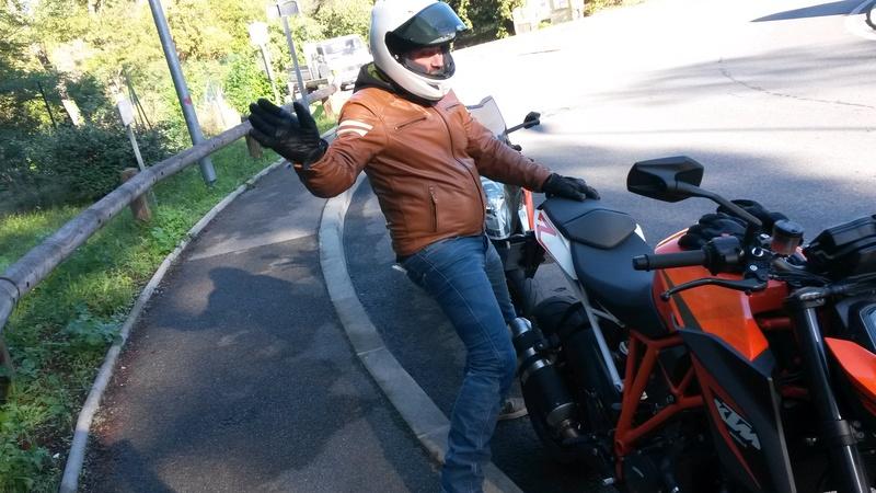 essai superduke R et GT  20161018