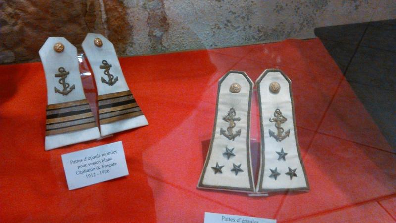 [ Les musées en rapport avec la Marine ] Conservatoire des tenues à Toulon - Page 2 04510