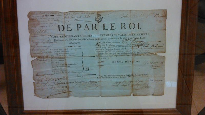 [ Les musées en rapport avec la Marine ] Conservatoire des tenues à Toulon - Page 2 04910