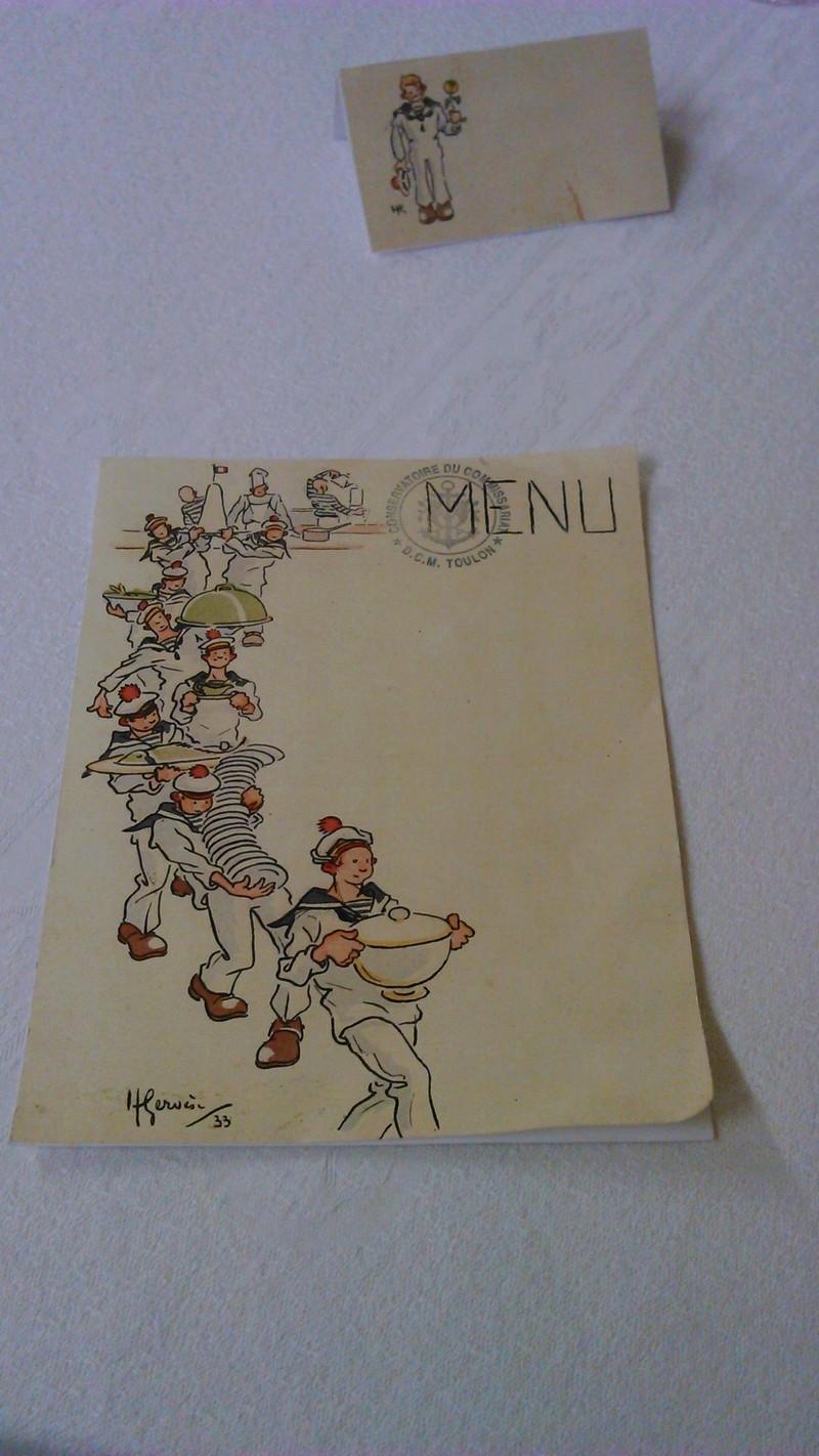 [ Les musées en rapport avec la Marine ] Conservatoire des tenues à Toulon - Page 2 05711