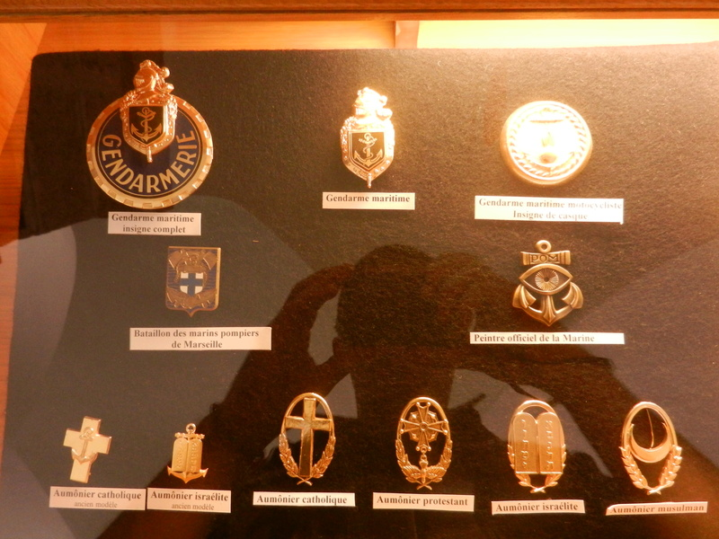 [ Les musées en rapport avec la Marine ] Conservatoire des tenues à Toulon Dscn0759