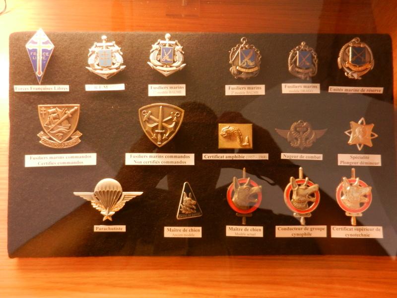 [ Les musées en rapport avec la Marine ] Conservatoire des tenues à Toulon Dscn0760
