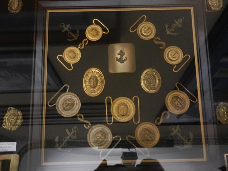 [ Les musées en rapport avec la Marine ] Conservatoire des tenues à Toulon Dscn0779