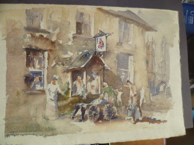 Small tourist watercolour P1200410