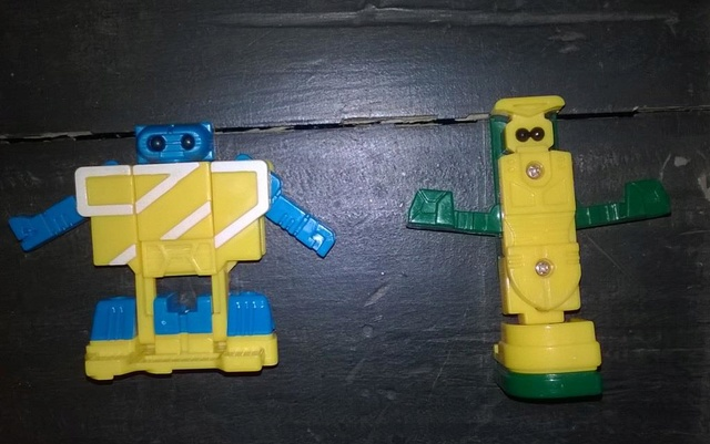 robot - 13 LETTERE / NUMERI ROBOT TRANSFORMER  Letter12