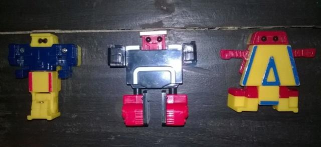 robot - 13 LETTERE / NUMERI ROBOT TRANSFORMER  Letter14