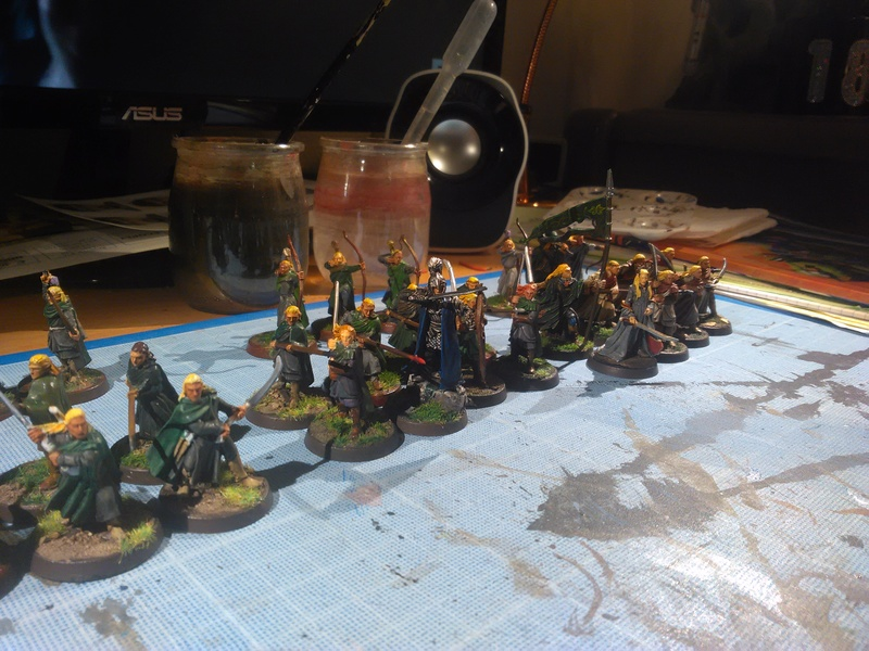 L'Ost de la Lorien s'en va en guerre ! - Page 3 Img_2047