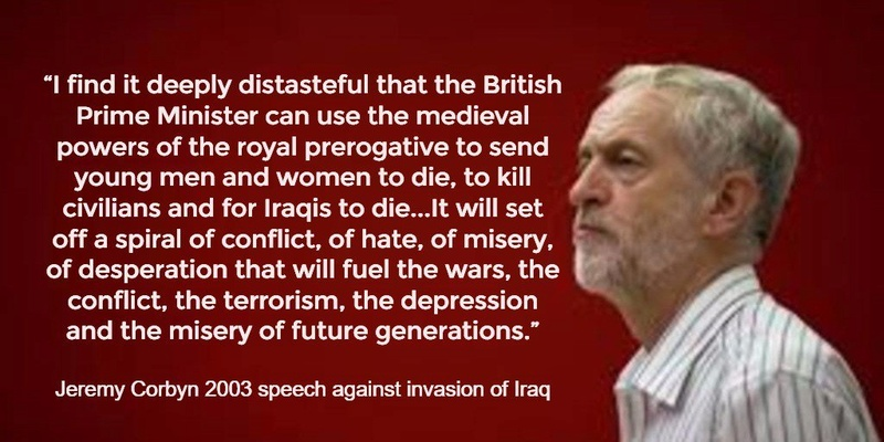 What was the invasion of Iraq in 2003 really about? - Page 2 Corbyn10
