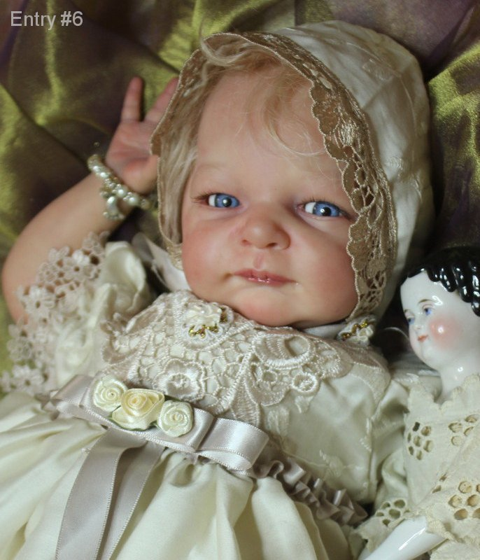 AOTM Oct. 2016 Contest ~~~  Winner Pia of Never Too Old Reborn Nursery Baby_f13