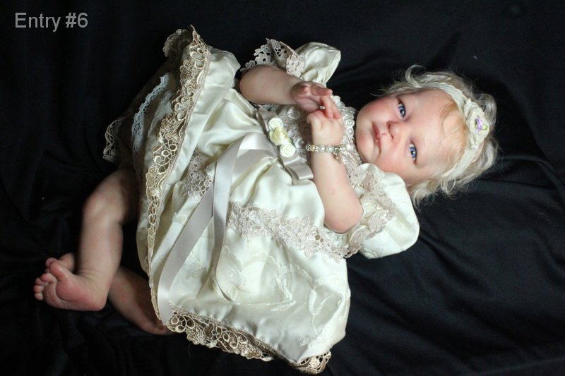 AOTM Oct. 2016 Contest ~~~  Winner Pia of Never Too Old Reborn Nursery Baby_f14
